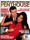 Julie Strain magazine cover Appearances Penthouse January 1993