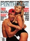 Penthouse March 1993 magazine back issue