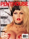 Dyanna Lauren magazine cover Appearances Penthouse July 1995