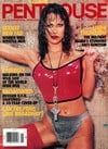 november 1995 penthouse magazine, nude girls, politics and protest, international magazine back issu Magazine Back Copies Magizines Mags
