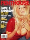 Pamela Anderson magazine cover appearance Penthouse June 1996