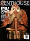 april 1998 penthouse magazine, paula jones, international magazine for men, used backissues, pictori Magazine Back Copies Magizines Mags