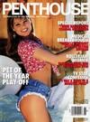 Tracie Carmichael magazine cover Appearances Penthouse June 2000