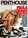 december 2000 penthouse magazine, sex politics and protest, backissues available, used collector's c Magazine Back Copies Magizines Mags
