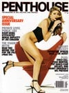 anniversary issue 2003 penthouse magazine, used back issues, sexy naked girl photos, pictorials, hot Magazine Back Copies Magizines Mags