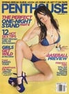 Penthouse April 2008 magazine back issue