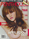Penthouse April 2017 magazine back issue