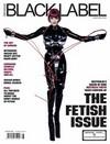 Penthouse Black Label August 2016 magazine back issue