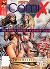 Penthouse Comix # 9 - Sept/Oct 1995 magazine back issue cover image