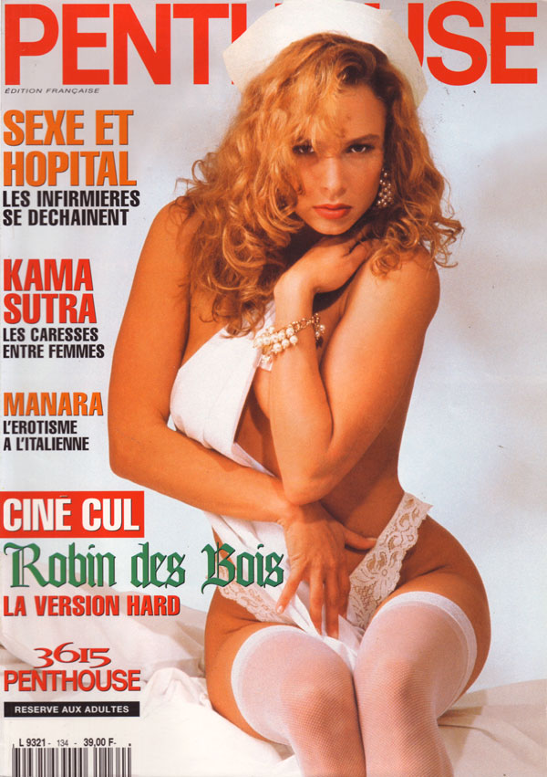 Penthouse Francaise # 134 - Mars 1996 magazine back issue Penthouse Fran�aise magizine back copy 1996 issues of french penthouse xxx pictorials sexy nude ladies erotic nudes pussy pix explicit hard