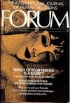 Penthouse Forum August 1972 magazine back issue