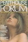 Penthouse Forum February 1974 magazine back issue