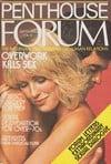 Penthouse Forum September 1974 magazine back issue