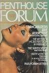 Penthouse Forum October 1974 magazine back issue