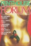 Penthouse Forum December 1974 magazine back issue