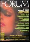 Penthouse Forum December 1976 magazine back issue