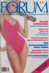 Penthouse Forum April 1978 magazine back issue