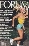 Penthouse Forum November 1979 magazine back issue