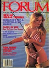 Penthouse Forum July 1982 magazine back issue