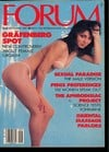 Penthouse Forum September 1982 magazine back issue