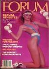Penthouse Forum April 1983 magazine back issue