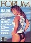 Penthouse Forum November 1983 magazine back issue