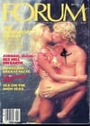 Penthouse Forum March 1985 magazine back issue