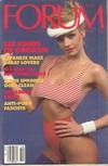 Penthouse Forum October 1985 magazine back issue