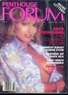 Penthouse Forum March 1987 magazine back issue