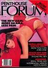 Penthouse Forum May 1987 magazine back issue