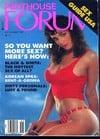 Penthouse Forum November 1987 magazine back issue
