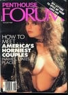 Penthouse Forum August 1989 magazine back issue