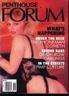 Penthouse Forum November 1989 magazine back issue