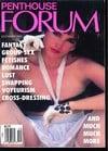 Penthouse Forum December 1989 magazine back issue