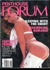 Penthouse Forum August 1990 magazine back issue