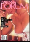 Penthouse Forum November 1990 magazine back issue