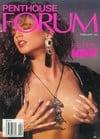Penthouse Forum February 1991 magazine back issue