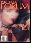 Penthouse Forum March 1991 magazine back issue