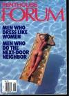 Penthouse Forum June 1991 magazine back issue