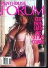 Penthouse Forum July 1991 magazine back issue