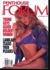 Penthouse Forum November 1991 magazine back issue