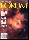 Penthouse Forum May 1992 magazine back issue