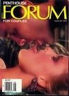 Penthouse Forum August 1992 magazine back issue