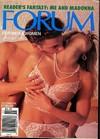 Penthouse Forum November 1992 magazine back issue