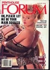 Penthouse Forum August 1994 magazine back issue
