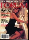 Penthouse Forum March 1996 magazine back issue