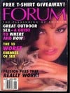 Penthouse Forum June 1996 magazine back issue