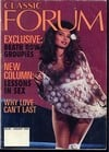 Penthouse Forum August 1996 magazine back issue