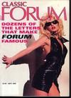 Penthouse Forum September 1996 magazine back issue