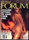Penthouse Forum November 1996 magazine back issue